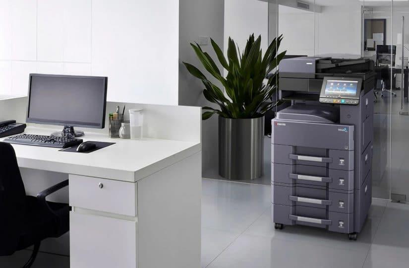 Bürotechnik Kyocera