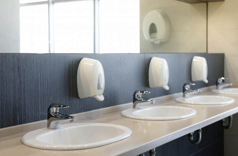 Büroausstattung Sauberkeit