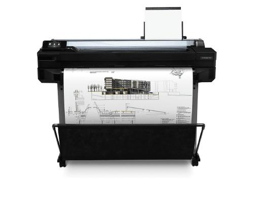 HP Plotter Designjet T520